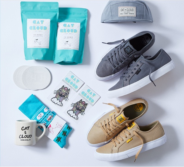 DC Shoes Cat And Cloud Sweepstakes