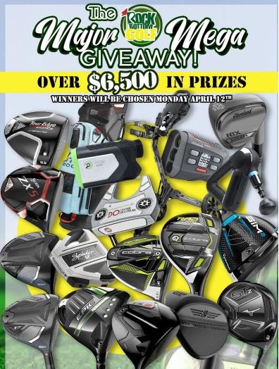 Rock Bottom Golf Major Mega Giveaway