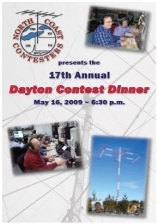 Contest Dinner Sample Program
