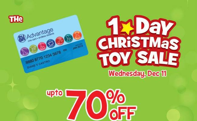 Toy Kingdom Sale For Smac Members Philippine Contests