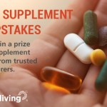2018 Super Supplement Sweepstakes – Win $1,250 Prize Pack