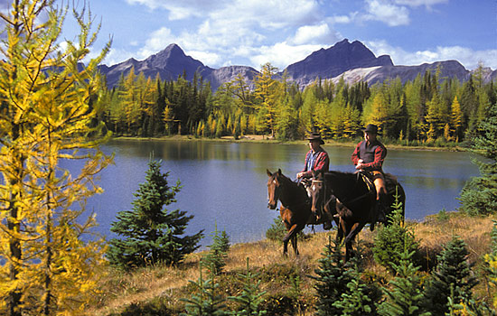 Canadian Rockies Riding Experience Contest