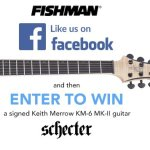 Keith Merrow Guitar Giveaway – Win $ 1,999 Prize