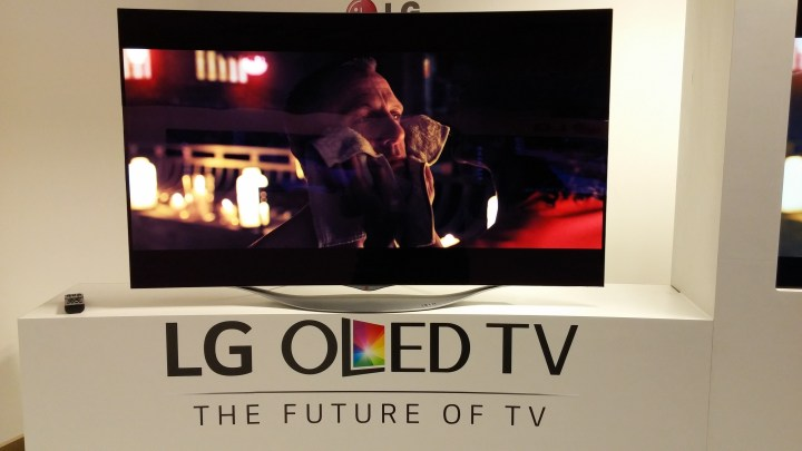 LG OLED TV Giveaway