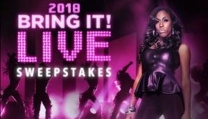 Lifetime Bring It Live Sweepstakes – Win Trip to New York