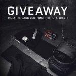 Meta Threads June – Win A $300 MSI Gaming X Nvidia