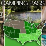 National Camping Pass Sweepstakes – Win $2,995 Pass
