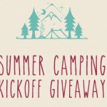 Summer Camping Kickoff Sweepstakes – Win $2000 Cash Prize
