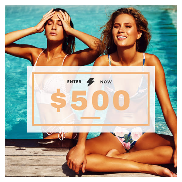 The Bikini Luxe Gift Card Sweepstakes
