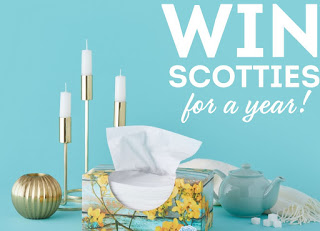 Tissues For A Year Sweepstakes