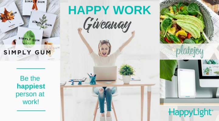 Verilux Happy Work Giveaway Sweepstakes