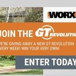 WORX Weekly GT Revolution – Win 1,000 Cash Prize