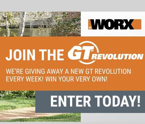 WORX Weekly GT Revolution