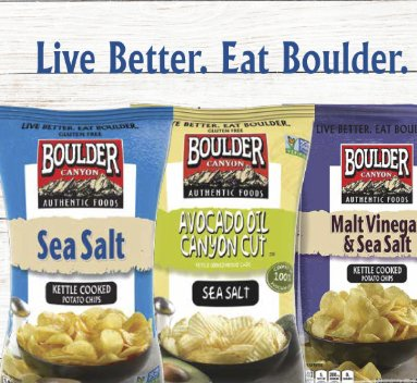 Win Boulder Canyon Chips For A Year