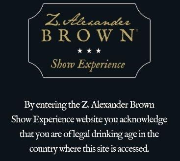 Z. Alexander Brown Show Giveaway