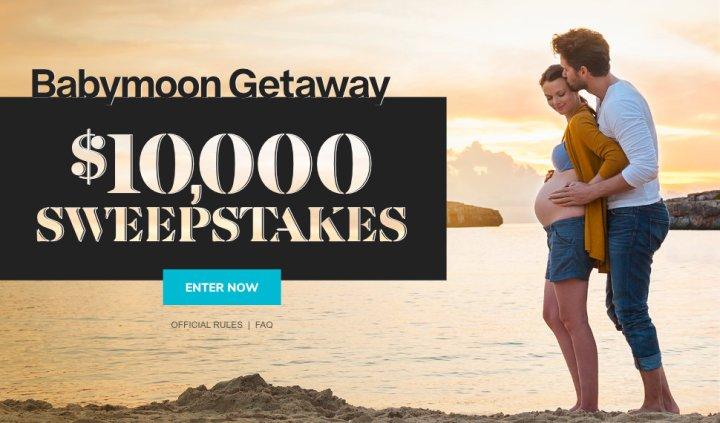 Babymoon Getaway Sweepstakes