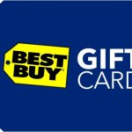 Best Buy Gift Card Giveaway – Win $100 Best Buy Gift Card