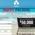 Carnival Players Club Sweepstakes – Win A $50,000 Check and A Trip to Miami