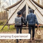 Elevated Camping Sweepstakes – Win $1,671.84 2-night Midweek Stay