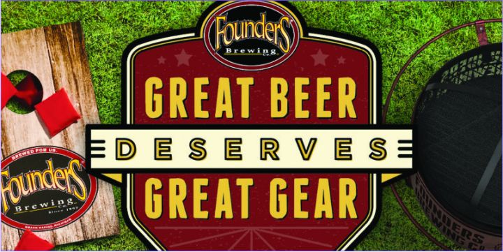 Founders Ultimate Party Sweepstakes