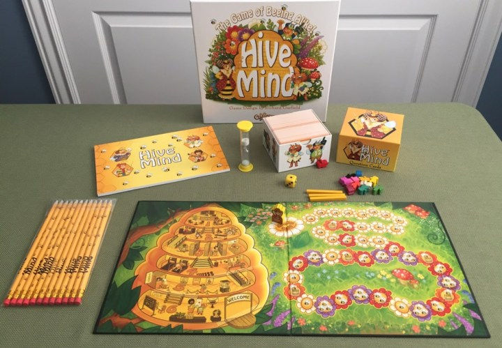 Free Hive Mind Party Game