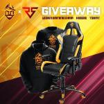 Gaming Chair & Apparel Giveaway – Win A $200 Gaming Chair & Apparel Set