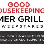 Good Housekeeping Summer Grilling Sweepstakes – Win $598.99 Gas Grill