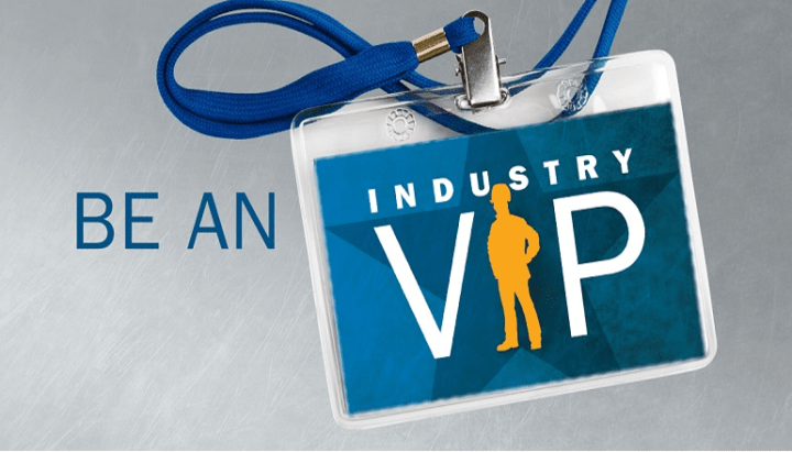 Industry VIP Sweepstakes