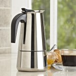 New Stainless Steel Espresso Maker – Win $50 Stainless Steel Espresso Maker