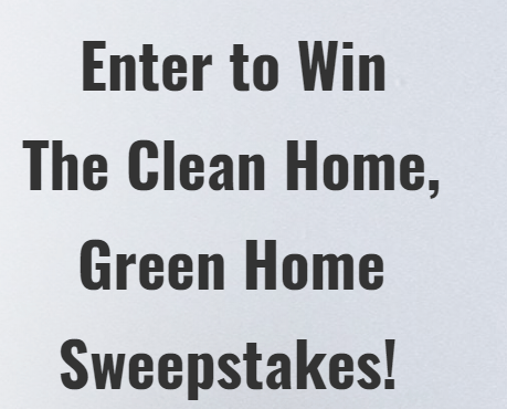 Pest Offense The Clean Home, Green Home Sweepstakes
