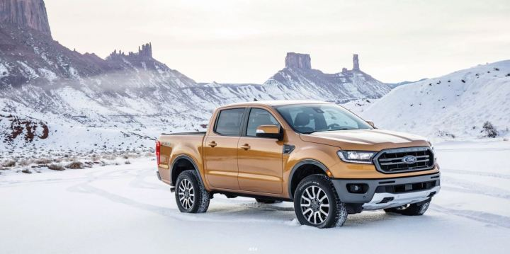 2019 Ford Ranger Drive Tour Sweepstakes - Win A $40,000 Ford