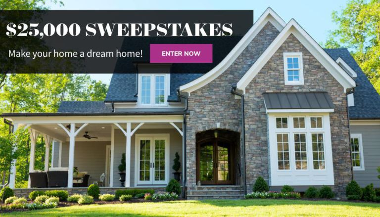 Better Homes And Gardens 25 000 Sweepstakes Win 25k For Make