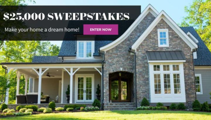 Better Homes And Gardens Sweepstakes >> Better Homes And Gardens 25 000 Sweepstakes Win 25k For
