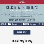 Gift Card Sweepstakes – Win A $1,000 Pep Boys Gift Card