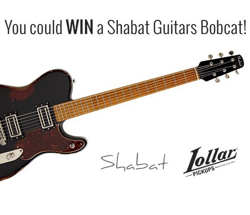 Lollar Pickups Sweepstakes