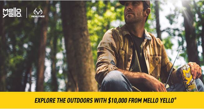 Mello Yello Real Tree Sweepstakes 2018