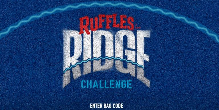 Ruffles Ridge Challenge Instant Win Game 2018