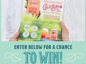 Southern Breeze Sweet Tea Sample Pack Giveaway – Win Southern Peach Sweet Tea