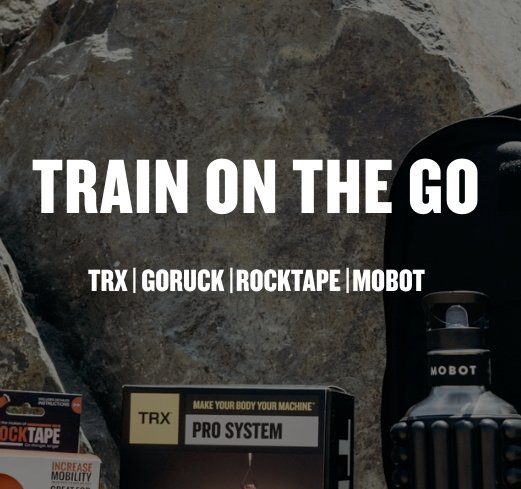 Train On The Go Sweepstakes