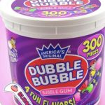 Win a Tub of Dubble Bubble Bubble Gum – Win A Tub of Dubble