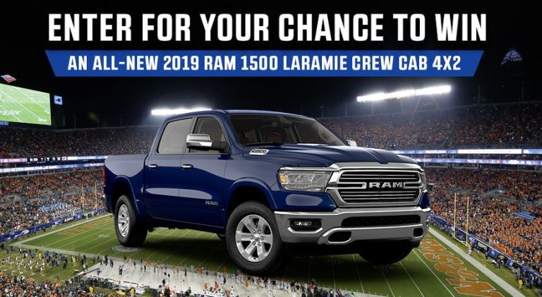truck giveaway 2019 canada