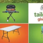 Coleman Tailgating Giveaway – Win to a Tailgating Prize Pack