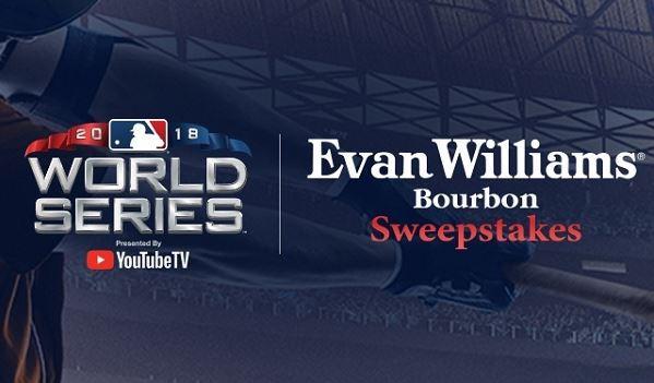 Evan Williams World Series Sweepstakes 2018