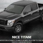 The Nissan Heisman House Sweepstakes – Win a 2019 Nissan Titan 2WD Crew Cab SV