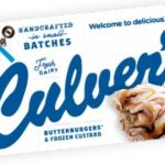 Culver's Flavor of the Day Promotion – Win Gift Card