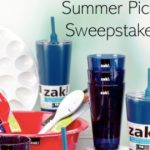 Zak Designs Summer Picnic Sweepstakes – Win Trip