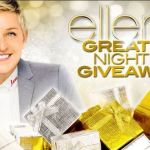 Ellen's Greatest Night Giveaway