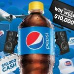 Drink Pepsi Get Pepsi Stuff Contest – Win $10000 Cash
