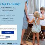 Popsugar Gear Up For Baby Giveaway – Win $250 Visa Card