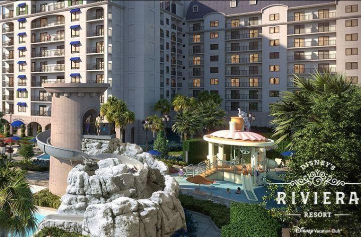 Disney Vacation Club Disney's Riviera Resort Sweepstakes